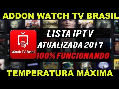 ★Instalando Kodi Mais Addon Whatch TV Brasil Atualizado ★