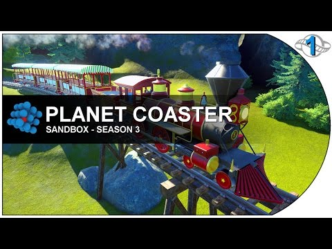 Planet Coaster - S03E01 - Full Steam Ahead