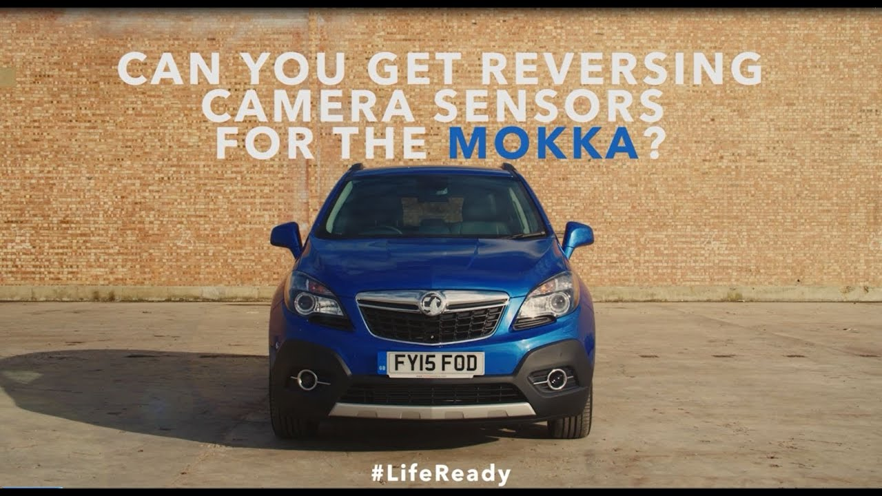 Can You Get Reversing Camera Sensors For The Vauxhall