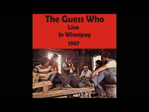 The Guess Who - Nashville Cats (Live in Winnipeg 1967)
