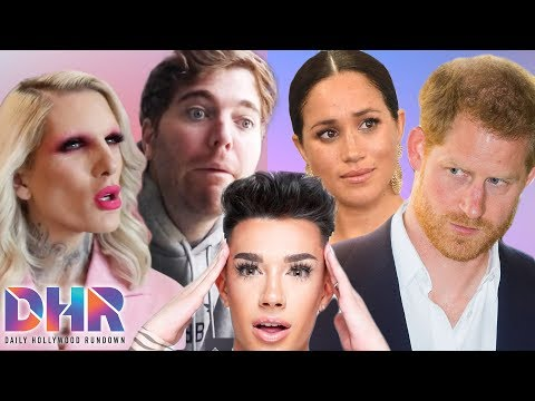 Jeffree Star PREDICTED James Charles Drama?! Prince Harry TERRIFIED For Meghan Markle! (DHR) thumbnail