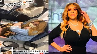 Wendy Williams THROWS Water At A Man While On Airplane!