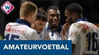 Polonaise bij Koninklijke HFC na gelijkspel tegen Katwijk - OMROEP WEST SPORT