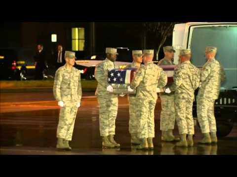 Bodies Of US Soldiers Killed In Afghanistan Come Home
