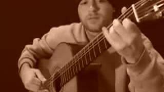 عزف جيتار اسباني رائعة رمانسيه