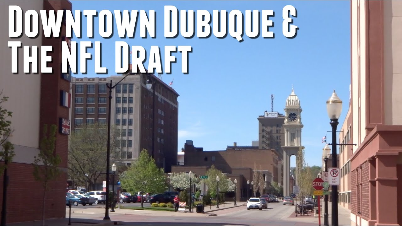 Downtown Dubuque The Nfl Draft Day 181 4 30 2015