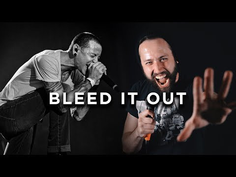 LINKIN PARK - Bleed it Out ~ (METALCORE COVER) Jonathan Young & Travis Carte