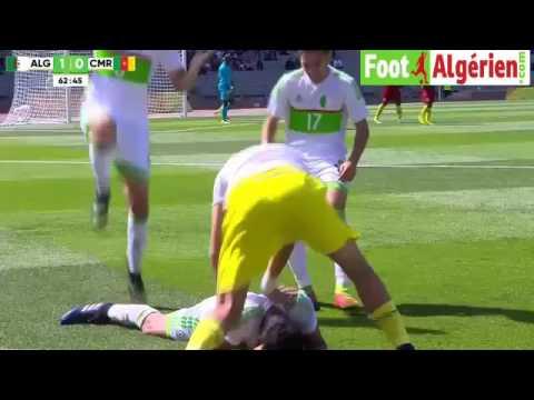 Jeux de la solidarité islamique : Algérie 2 - Cameroun 0