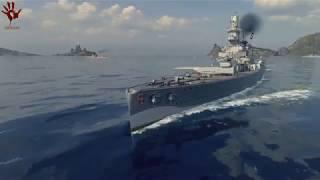 [World of Warships] Admiral Graf Spee - movie!