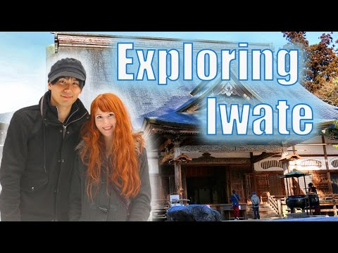 Exploring Iwate with Rachel and Jun