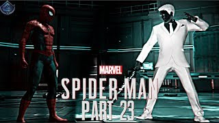 Spider-Man PS4 Walkthrough Part 23 - Taking Down Mister Negative!