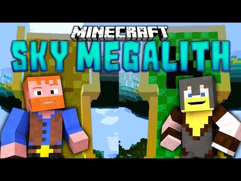Minecraft: SKY MEGALITH, #1 (Dumb and Dumber)