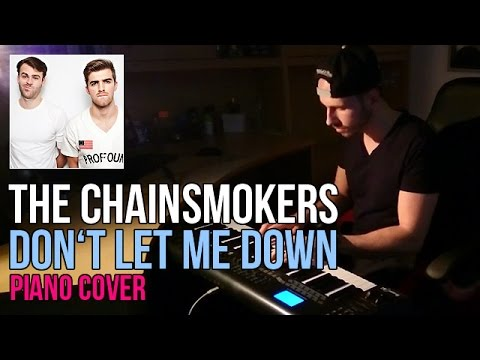 The Chainsmokers feat. Daya - Don't Let Me Down...