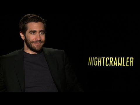NIGHTCRAWLER Interviews: Jake Gyllenhaal and Rene Russo
