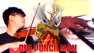 ONE PUUUUUUNNNNCCCCHHHHH!!!!!!   SHEET MUSIC 楽譜 ▶︎ https://gum.co/iqTsr Become A Member ▻ http://bit.ly/MemberSLS Get Full Scores, ...