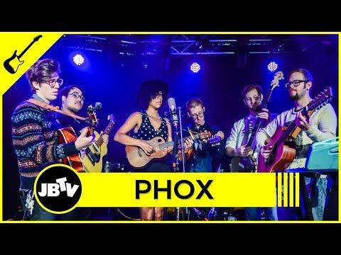 Phox kingfisher acoustic live jbtv