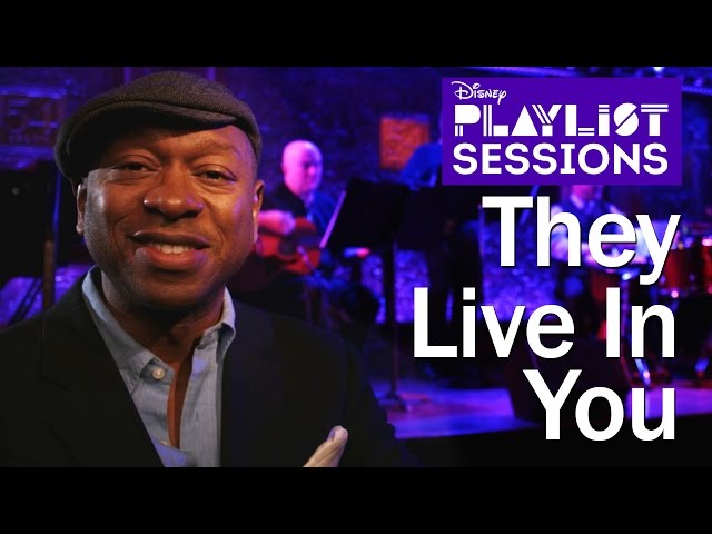 Alton Fitzgerald White from Broadway's THE LION KING | They Live In You | Disney Playlist Sessions