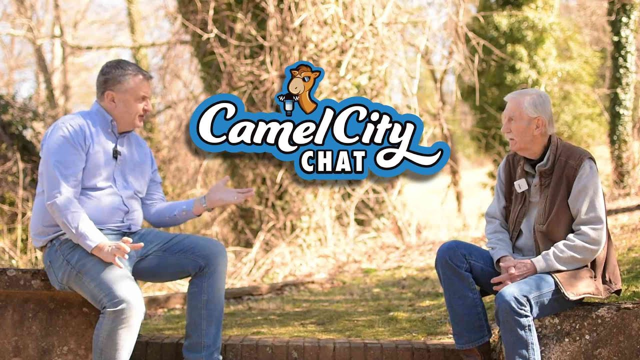 Camel City Chat Episode 35 with Gene Hoots