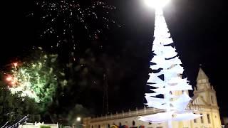 Limoeiro do Norte comemora a chegada do ano de 2019 com festa de réveillon na praça da Matriz