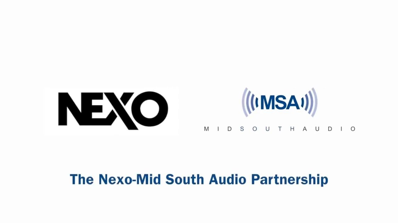 NEXO – Mid South Audio