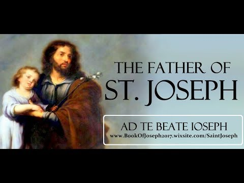 ST. JOSEPH'S FATHER
