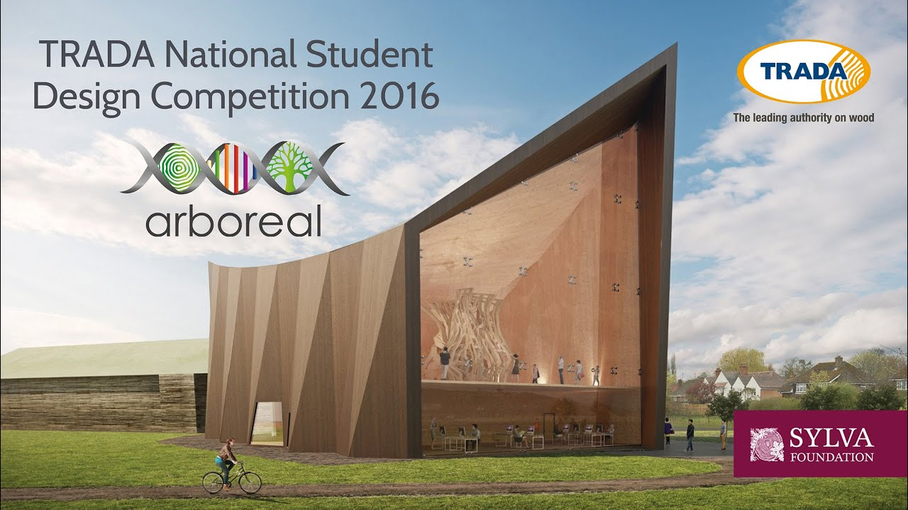Trada S National Student Design Competition Arboreal Youtube