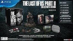 SOLD OUT IN SECONDS — The Last of Us Part II Collector & Ellie Edition Now Available!!
