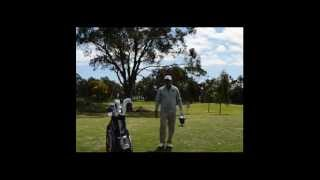 Bradley Hughes Golf- The Hit & Compression