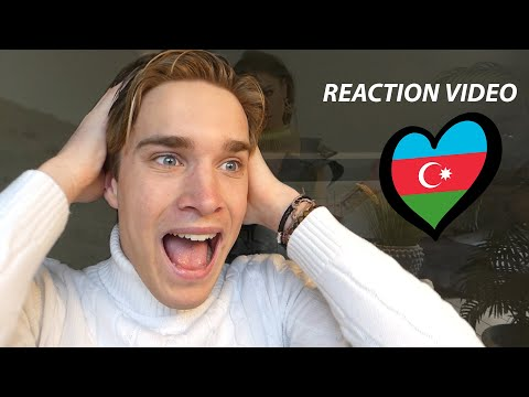 Reaction video Efendi - Cleopatra Azerbaijan Eurovision 2020