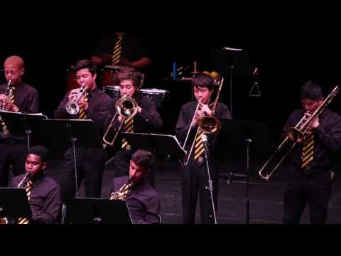 Suit and Tie - Justin Timberlake - Super Solid - Advanced Jazz Band