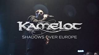 KAMELOT ON TOUR [Amnesiac] EUROPE 2018
