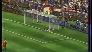 England 2-0 Tunisia | World Cup 1998