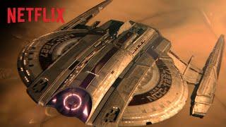 全ての命は混沌から生まれる。宇宙史を彩る、新たな一章。Netflixオリジ...