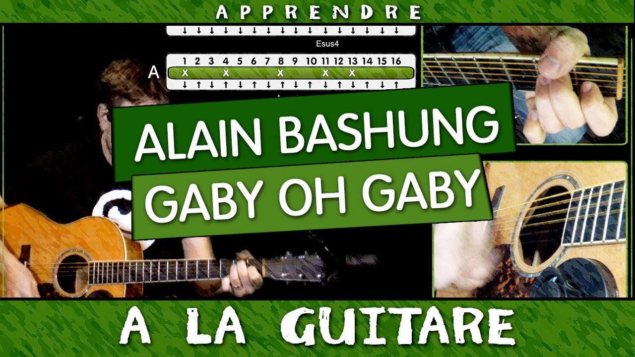 Gaby oh gaby live