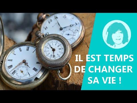 IL EST TEMPS DE S'AUTORISER A CHANGER
