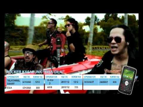 Rocker Kasarunk - Bisa Gila [TVC & Kode RBT]