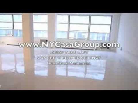 1500sf LOFT Downtown Manhattan for Rent-NY Casa Group