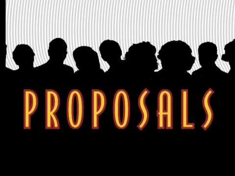 Jackson Theatre Guild Presents Proposals By Neil Simon Youtube