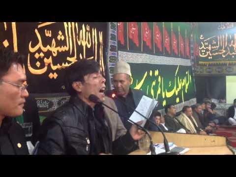 Sina zani Kabul New 2014 HD (Abdullah Ansari Sayed Azim+2)