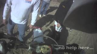 Video Gas Gas Dirt bike collision with Cactus download MP3, 3GP, MP4, WEBM, AVI, FLV Mei 2018