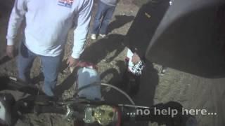 Video Gas Gas Dirt bike collision with Cactus download MP3, 3GP, MP4, WEBM, AVI, FLV Agustus 2018