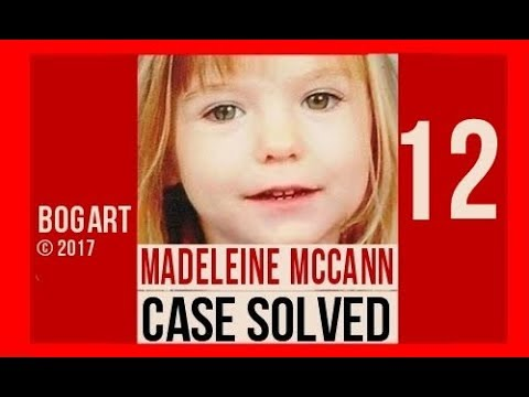 Madeleine McCannCase Solved Part 12THE TOTMAN CONSPIRACYPart 1