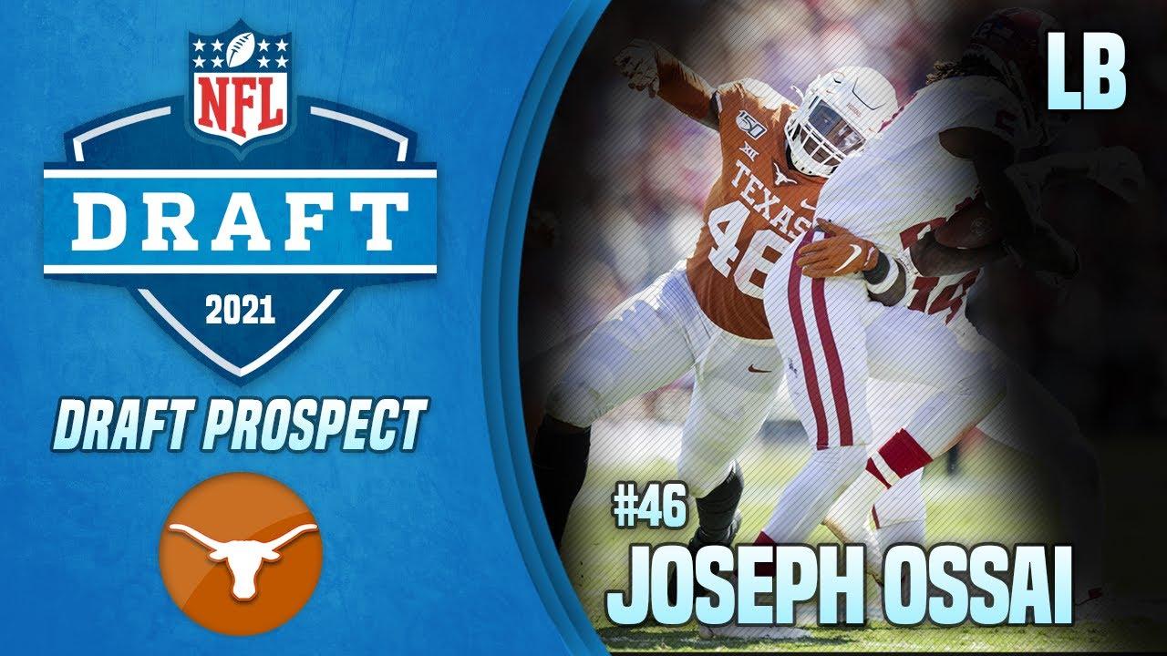 Joseph Ossai | LB | 2021 NFL Draft Profile