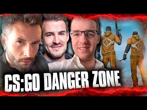 CS:GO Battle Royale | Izak & Rojo & Leh W DANGER ZONE
