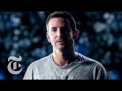 Making a Scene: Bradley Cooper   The New York Times