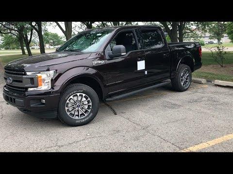 2018 Ford F-150 XLT Sport 4x4: Tour & Test Drive