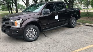 2018 Ford F-150 XLT Sport 4x4: Tour & Test Drive