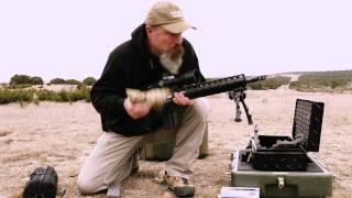 Airplane-Dropped LaRue PredatOBR Rifle Shoots Down DJI Inspire Drone.