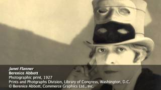 Hide/Seek: Portraits of Djuna Barnes and Janet Flanner - National Portrait Gallery