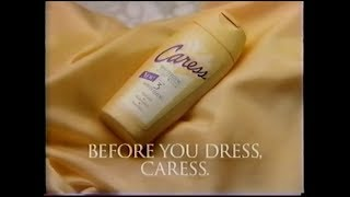 Caress Body Wash Commercial (1998)